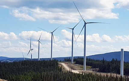 Hatfield to attend CanWEA 2018