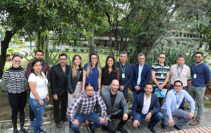 Hatfield Leads Workshop in Bogota, Colombia Focused on Advances in Remote Sensing Technology for Sustainable Development Applications