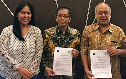 Internship Program launched by Hatfield Indonesia and the Faculty of Fisheries and Marine Sciences at Bogor Agriculture University