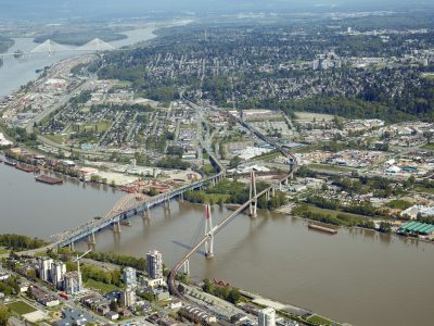 Pattullo Bridge Replacement Project – Environmental Advisory Services
