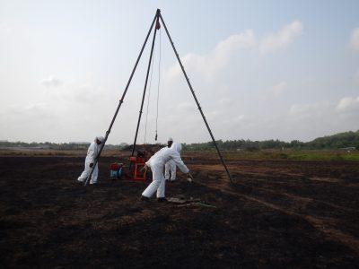 Environmental Assessment at Bien Hoa Airbase