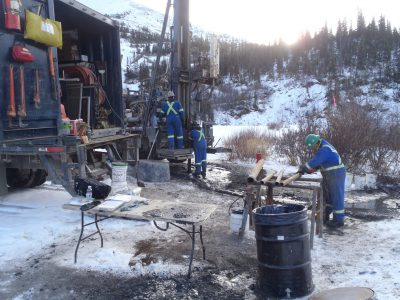 Silvertip Mine Permitting and Site Support