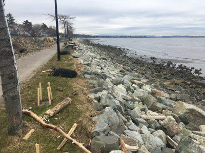 White Rock Pier Rehabilitation and Shoreline Protection