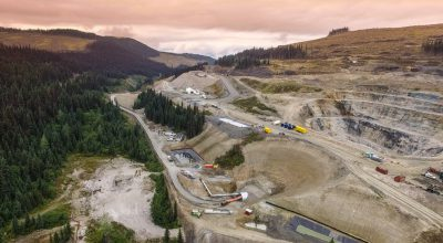 Barkerville Gold Mine Environmental Support
